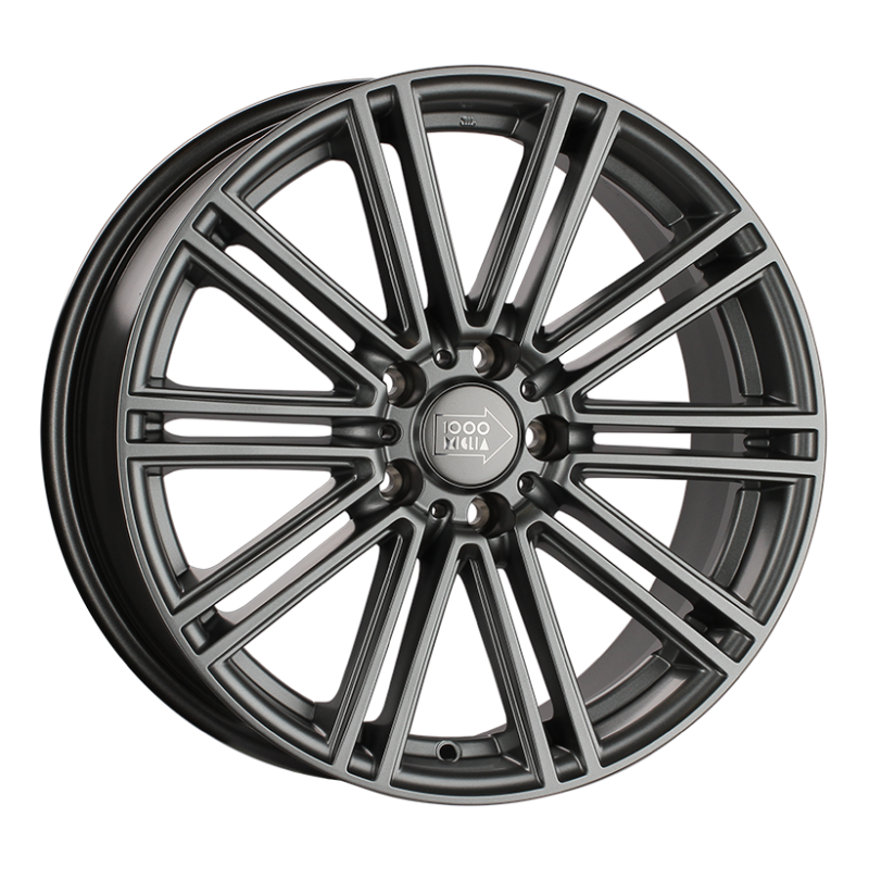 R17 5x114,3 7,5J ET40 D67,1 1000 Miglia MM1005 Matt Anthracite